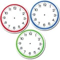 Creative Teaching Press™ 6in. Designer Cut-Outs Variety Pack, Clocks