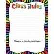 Creative Teaching Press™ Class Rules Classroom Essentials Chart