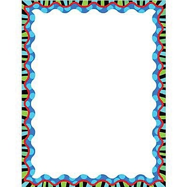 Creative Teaching Press™ Stripes On Jumbo Dots Blank Chart