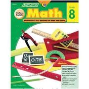 Creative Teaching Press Advantage Math Book, Grades 8th