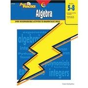 Creative Teaching Press Algebra Power Practice Book, Grades 5th -8th