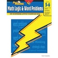 Creative Teaching Press™ Power Practice Math Logic and Word Problems Book, Grades 5th -6th