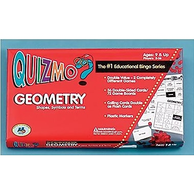 Learning Advantage Geometry Quizmo Shapes, Symbols, and Terms