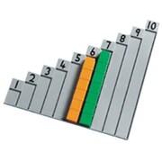 Didax® 1-10 Stair, Grades Kindergarten - 3rd