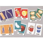 Didax® Basic Opposites Skills Puzzle, Grades 1st - 3rd
