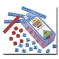 Didax® Unifix® Letter Cubes, CVC Consonant/Vowel Cubes, Grades Kindergarten - 3rd