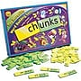 Didax® Chunks Word Building Game, Grades 1st -