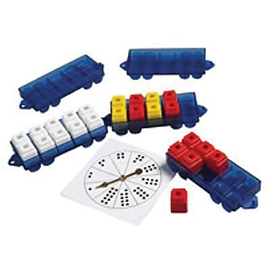 Didax® Ten-Frame Train, Grades Pre Kindergarten - 2nd
