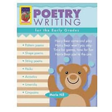 Didax® Poetry Writing For The Early Grades