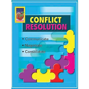 Didax® One Conflict Resolution Book, Grades Kindergarten - 2nd