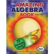 Didax® Amazing Algebra Book, Grades 6th -12th