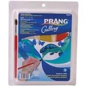 Prang® Gallery® Tempera Cake Set, 9/Set