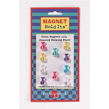 Dowling Magnets® Mini Push Pin Magnet, 1/2in.