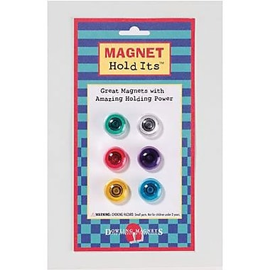 Dowling Magnets® Button Magnet, 1/2in.