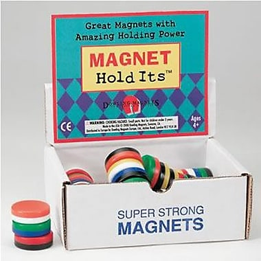 Dowling Magnets® Display Box of Button Magnets, 1 1/8