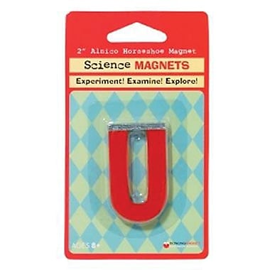 Dowling Magnets® Alnico Horseshoe Magnet, 2in.