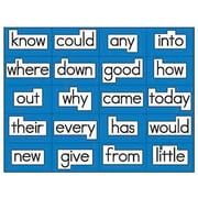 """Dowling Magnets® High Frequency Word Magnet, 1"""""""