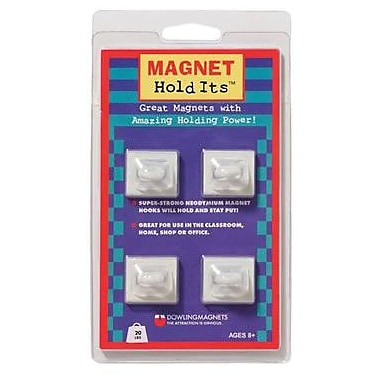 Dowling Magnets® Ceiling Hook Magnet, 1in. x 7/8in.