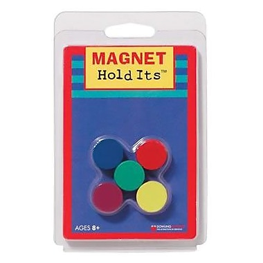 Dowling Magnets® Ceramic Disc Magnet, 3/4