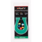 Dowling Magnets® Mini Horseshoe Magnet and 5 Magnet Marbles, 4 1/2""