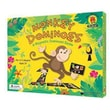 Dowling Magnets® Monkey Dominoes Mr. Magnet Game, 11in. x 17in.