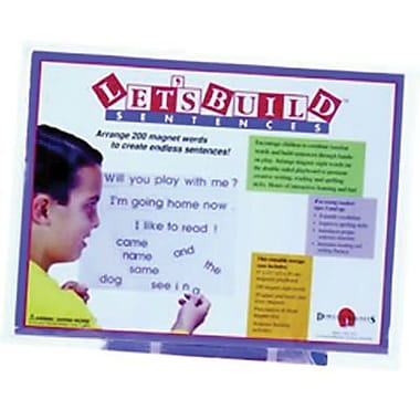 Dowling Magnets® Let's Build Sentences, 9in. x 12in.