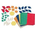 Dowling Magnets® Pattern Blocks Magnet