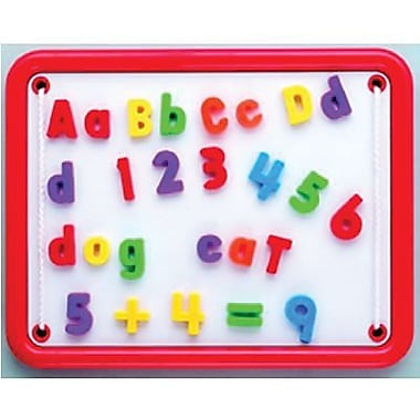Educational Insights® Magnetic Alphabet and Numbers
