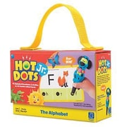 Educational Insights® Hot Dots® Jr. Card Set, The Alphabet