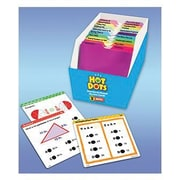 Educational Insights® Hot Dots Standards-Based Math Review Cards, Grades 3rd