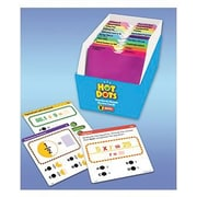 Educational Insights® Hot Dots Standards-Based Math Review Cards, Grades 5th