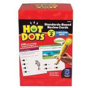 Educational Insights® Hot Dots® Standards-Based Language Arts Card, Grades 2nd