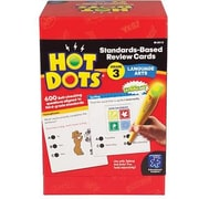 Educational Insights® Hot Dots® Standards-Based Language Arts Card, Grades 3rd