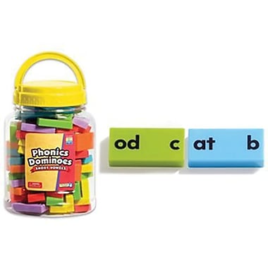 Educational Insights® Phonics Dominoes, Short Vowel