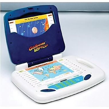 Educational Insights® GeoSafari® Laptop Ages 8 and Up Edition, Grades 3rd+
