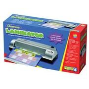 Educational Insights® Personal Classroom Laminator, Black/Silver