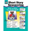 Evan-Moor® Short Story Sequencing Book, Grades 1st - 2nd