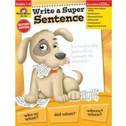 Evan-Moor® Write A Super Sentence Book, Grades 1st - 3rd