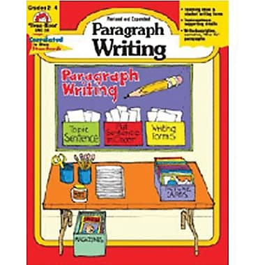 Evan-Moor® Paragraph Writing Book