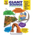 Evan-Moor® Giant Science Teacher Resource Book, Grades 1st - 6th