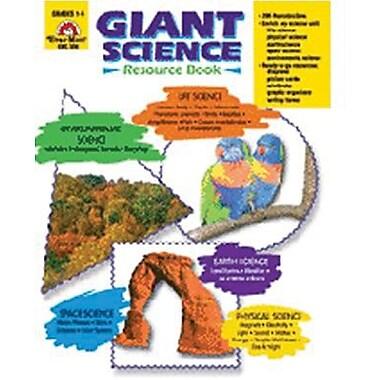 Evan-Moor® Giant Science Teacher Resource Book, Grades 1st - 6th