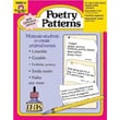 Evan-Moor® Poetry Patterns and Theme, Grades 3rd - 6th