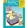 Evan-Moor® Read and Understand Stories and Activities Book, Grades 2nd