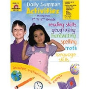 Evan-Moor® Daily Summer Activities Book, Grades 1st - 2nd