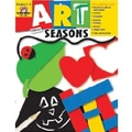 Evan-Moor® Art For All Seasons Book, Grades 1st - 4th