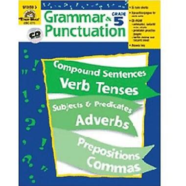 Evan-Moor® Grammar and Punctuation Teacher Resource Book, Grades 5th