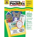 Evan-Moor® Literature Pockets Folk Tale and Fairy Tales Resource Book, Grades Kindergarten - 1st