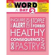 Evan-Moor® A Word A Day Teacher's Edition Book, Grades 2nd