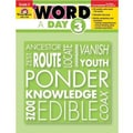 Evan-Moor® A Word A Day Teacher's Edition Book, Grades 3rd
