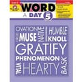 Evan-Moor® A Word A Day Teacher's Edition Book, Grades 5th